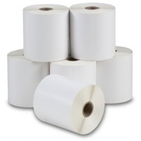 Thermal Permanent Label Roll (40mm x 28mm)