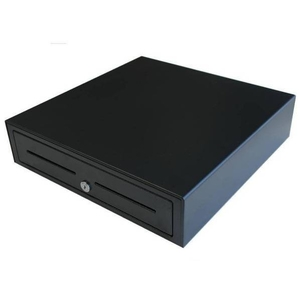 Cash Drawer EC410 5 Note 8 Coin 24V Black