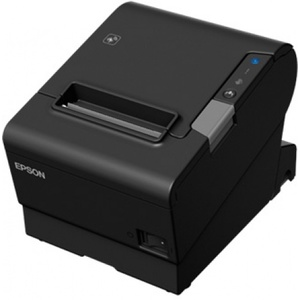 EPSON TMT88VI Thermal Printer (Ethernet/Parallel/USB) BLACK