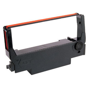 ERC30 Black/Red Printer Ribbon